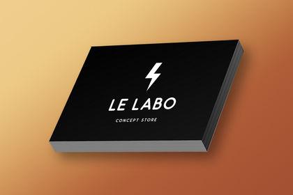 Logo Le Labo Concept Store