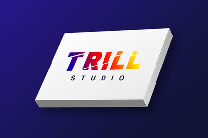 Logo Trill Studio