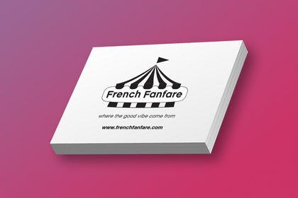 Logo French Fanfare