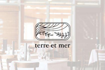 Logo restaurant Terre et Mer