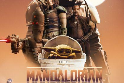 The Mandalorian - Fan Art