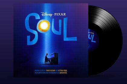 Cover Design - Soul (Disney Pixar)