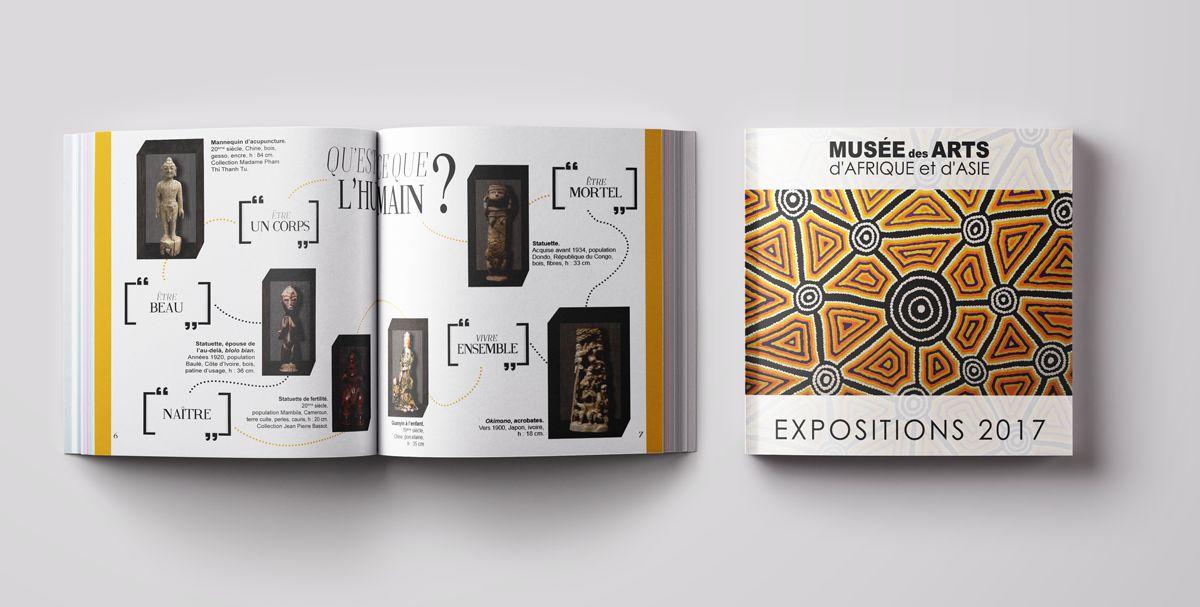 Catalogue des expositions - Musée AAA