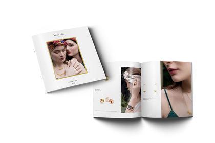 Création & mise en page catalogue