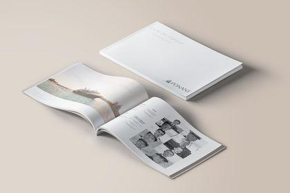Refonte du livre de marque PONANT