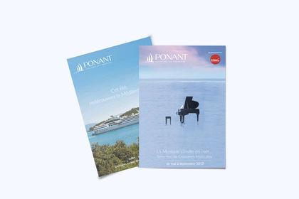 Brochures PONANT
