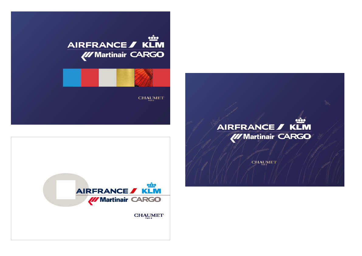 Chaumet x Air France KLM Martinair Cargo