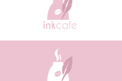Ink café - Concept de logo