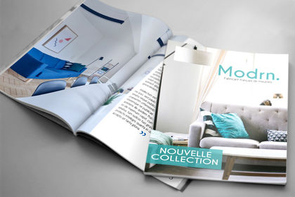 "Catalogue ""Modrn"""