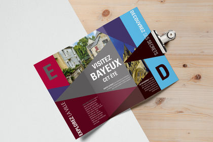 Brochure - Ville de Bayeux