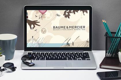 Présentation Powerpoint pour Beaume et Mercier