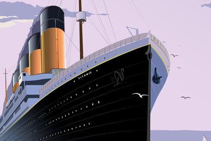 Zoom titanic