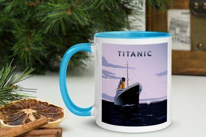 Mug titanic