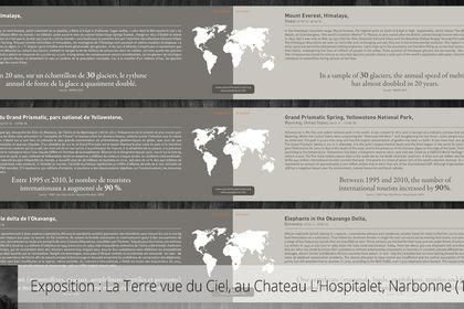 Création Yann Arthus Bertrand