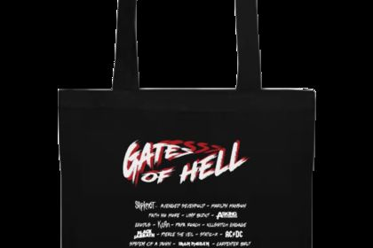 Tote-bag Gates of Hell