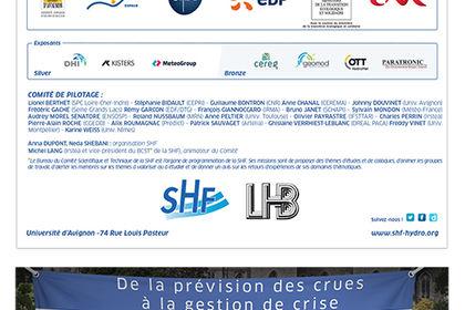 Affiche et bannière SHF