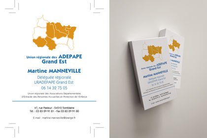 Carte de visite ADEPAPE