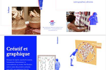 Dépliant Petit Boukan