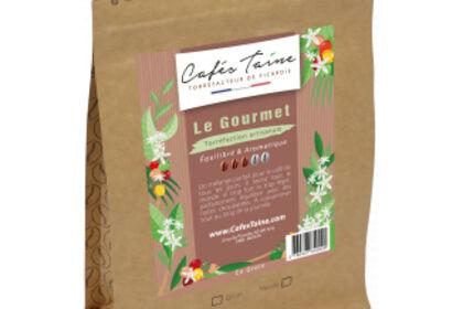 """Packaging café """"Le Gourmet"""""""