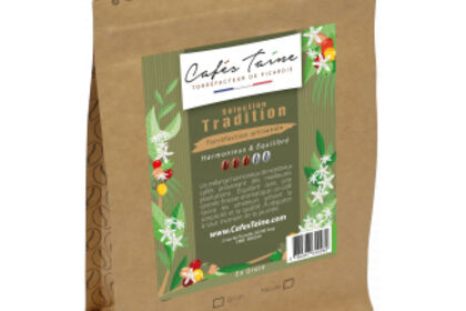 """Packaging café """"Tradition"""""""