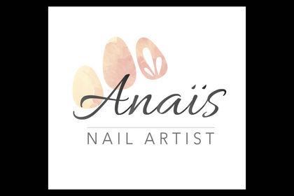 Logo Anaïs Nail Artist