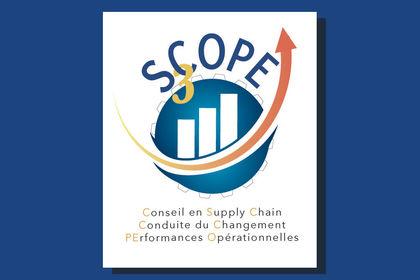 Logo société S3COPE