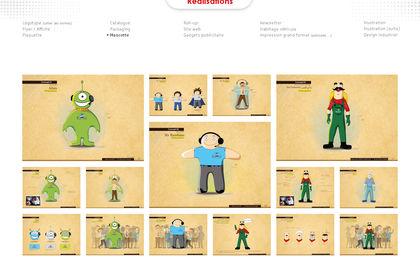 Illustration et mascotte