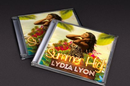 Album cover Summer high