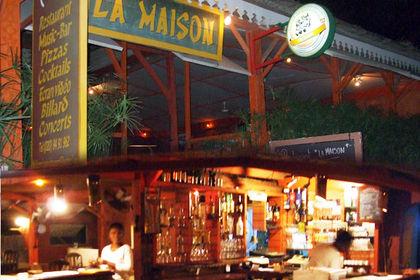 Visuel - Restaurant La Maison