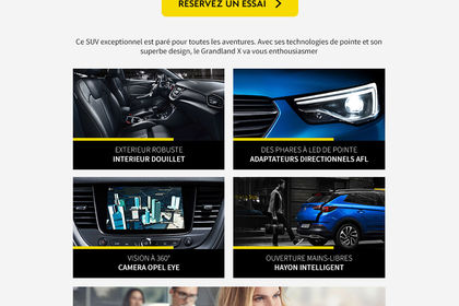 Emailing opel