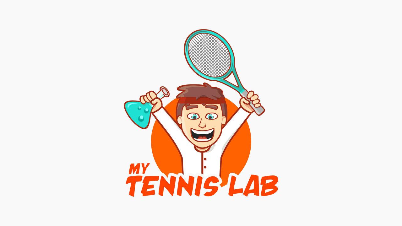 Logo My Tennis Lab