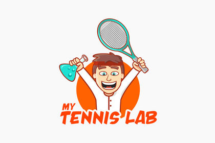 Logo My Tennis Lab