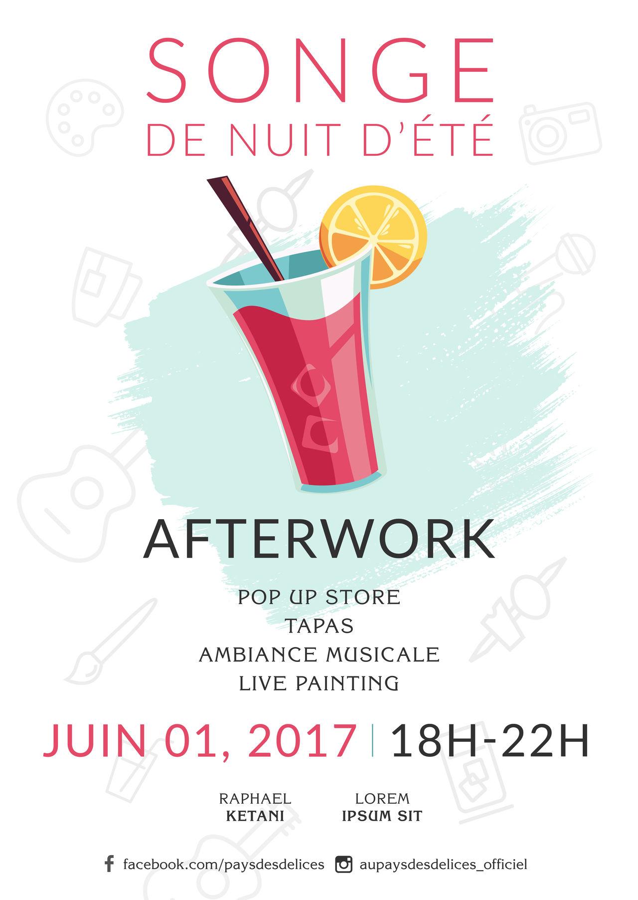 Evènement coworking Paris