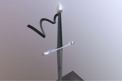 Epée 3D