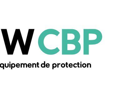 Logo Typographique pour l'entreprise NEW CBP
