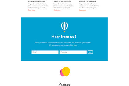Bubele I Site Web
