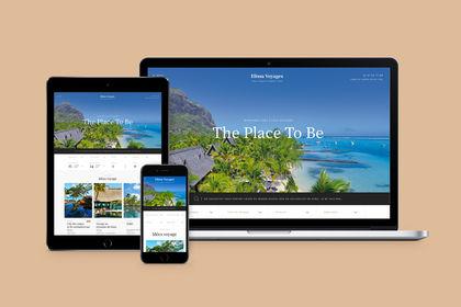 Elisa Voyages I Site Web