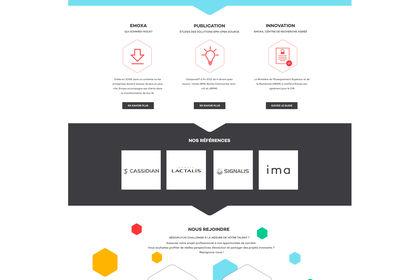 Emoxa I Site Web