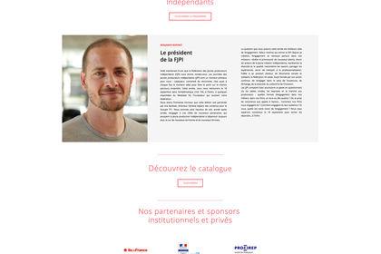 FJPI I Site Web