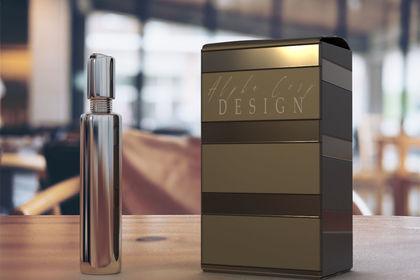 Rendu 3D packaging