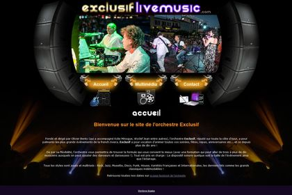 Exclusif live music