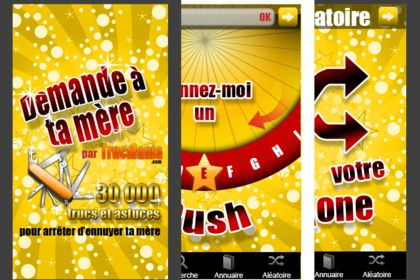 Application iphone trucs et astuces