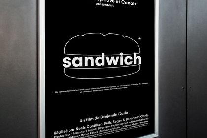 Sandwich - Canal+