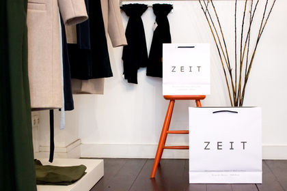 ZEIT Paris Berlin
