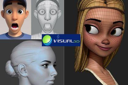 Conception 3D et animation