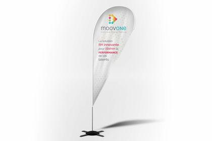 Drapeau - Moovone