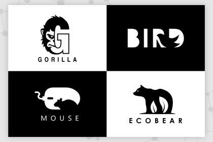 Logos minimalistes