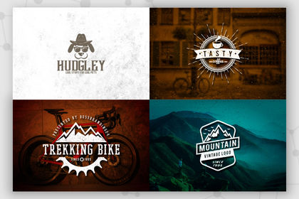 Logos vintage / retro