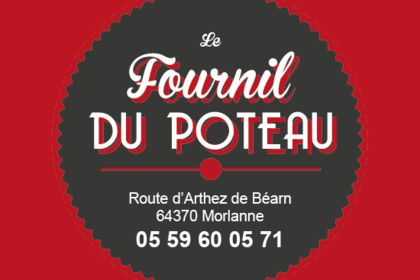 Le Fournil du Poteau - recto -