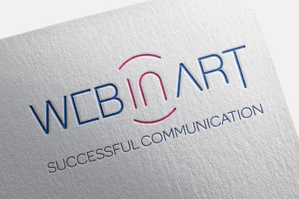 Logo Webinart Communication